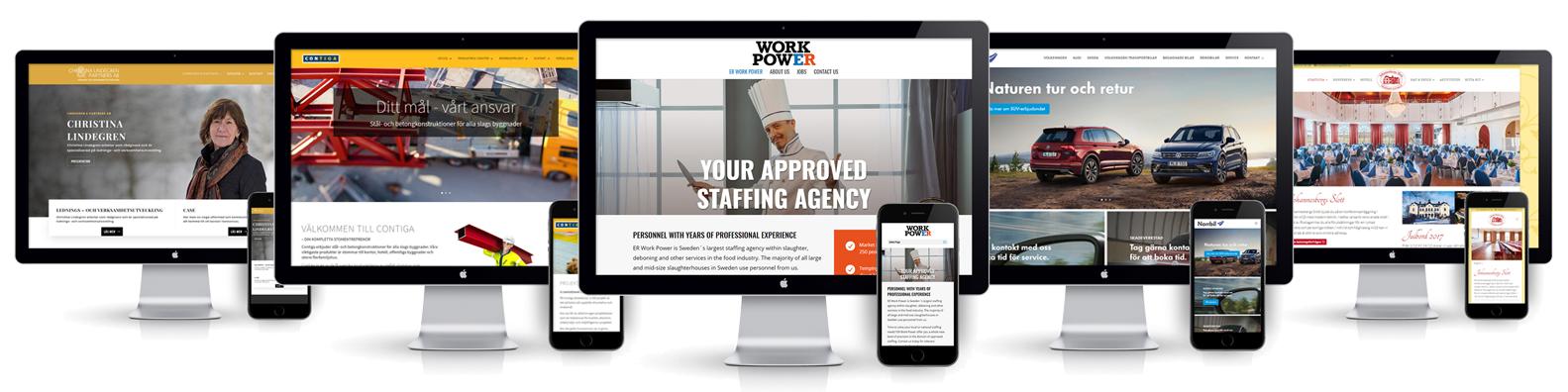 webbyrå webpunkten hjälper er med hemsidor, e-learning och sociala medier
